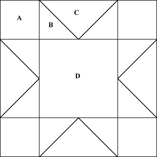 Printable Quilt Block Patterns : Free Quilt Block Patterns