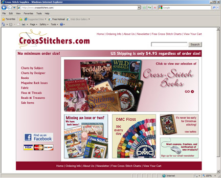 Free Patterns Online Free Cross Stitch And Quilt Patterns