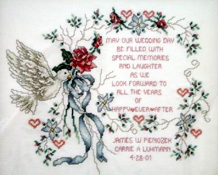 Free Cross Stitch Patterns by EMS Design. The Free Pattern Archive.